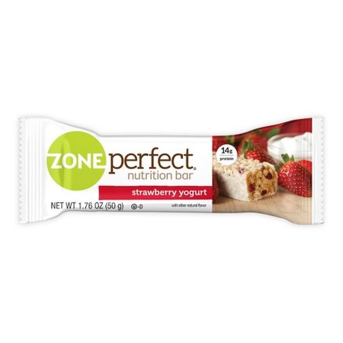 Zone Perfect Straw/Yogurt